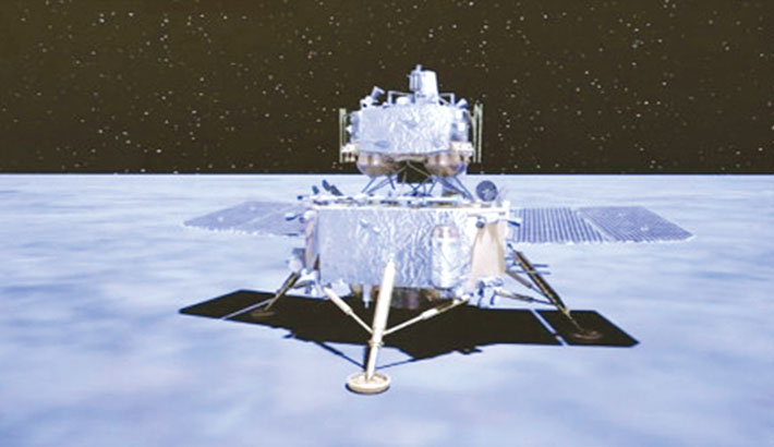 Chinese probe completes moon sampling