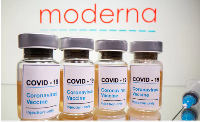 Moderna Covid Vaccine helps Antibodies last for 3 months: Report