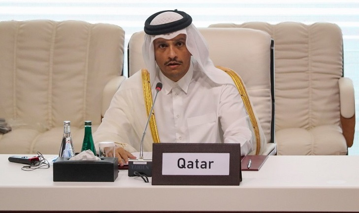 Qatar signals progress to resolve Gulf crisis