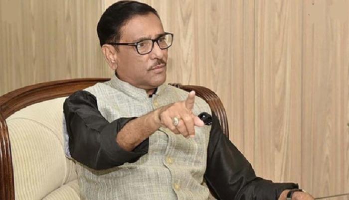 BNP hatching conspiracy being envious of development: Quader