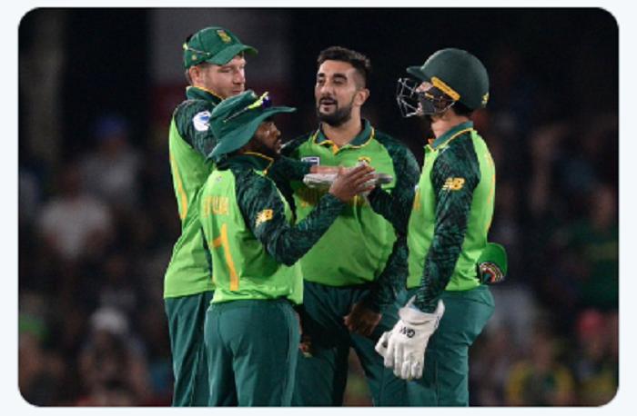 South Africa v England: First ODI postponed after player tests positive