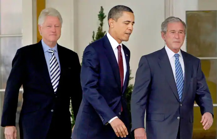 3 ex-presidents of US would get vaccine publicly to boost confidence