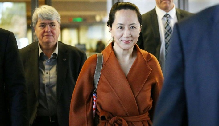 Possible deal for arrested Huawei finance chief