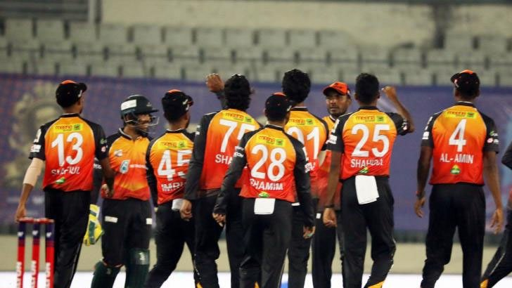 Khulna registrars big win against Barishal