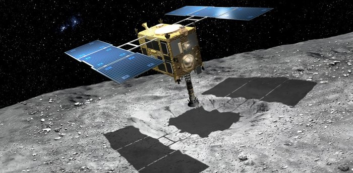 Special delivery: Japan space probe to bring asteroid dust to Earth