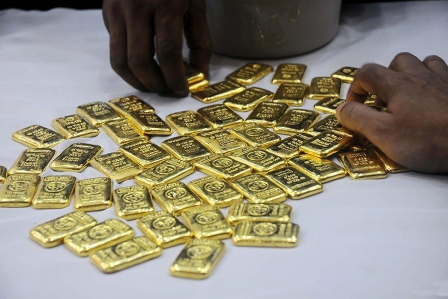 BGB seizes 60 gold bars in Jashore