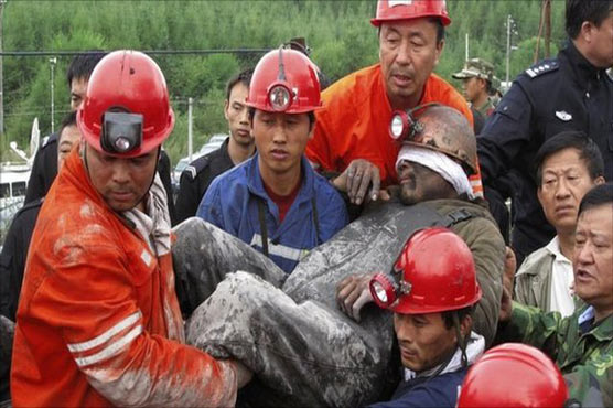18 Chinese miners killed in underground gas leak