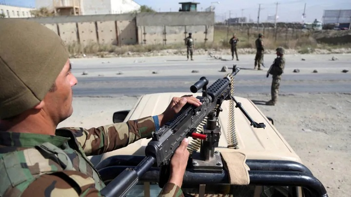 At least 25 militants killed in southern Afghanistan raid: military