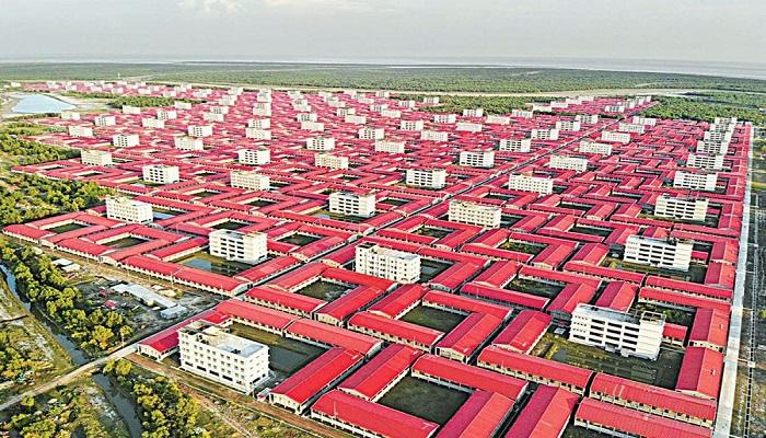 Bhasan Char a heaven for Rohingyas