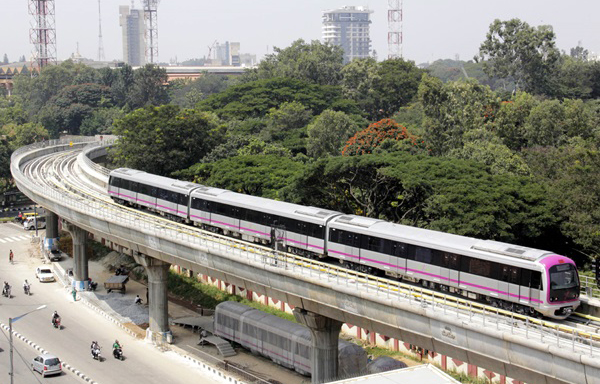 Manufacturing of 3 metro rail sets to be finished by Dec