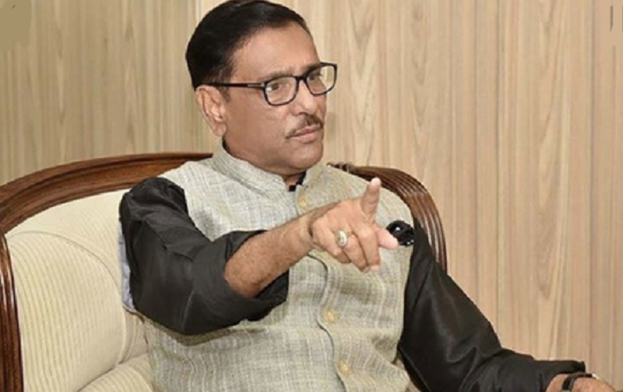 Only AL practices democracy inside party: Quader