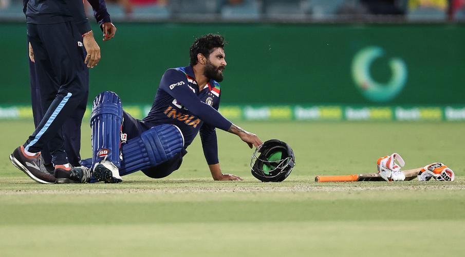 Concussed Jadeja ruled out of Australia T20 series