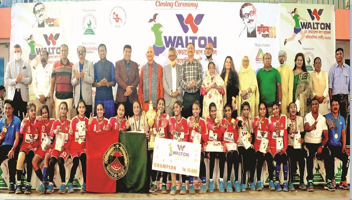 Ansar emerge unbeaten champions