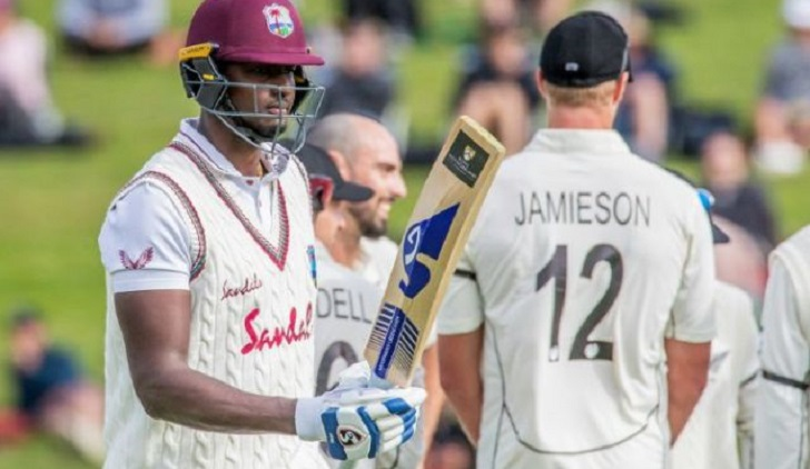 New Zealand swing leaves West Indies struggling for survival