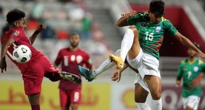 Bangladesh suffer massive defeat to Qatar despite Zico's magnificent show