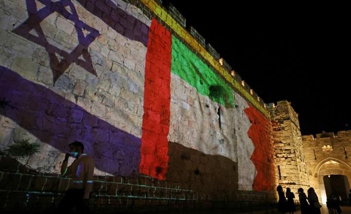 Saudi, Israeli officials spar at regional conference