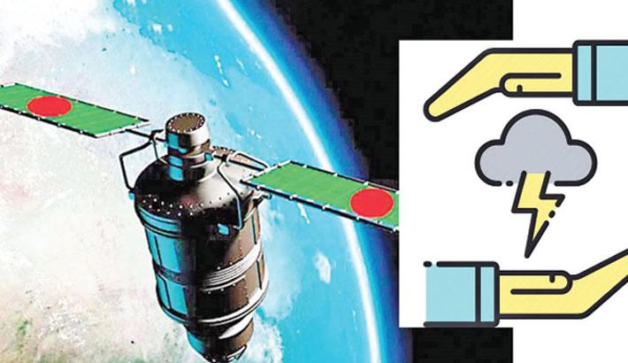 Satellite-based weather insurance