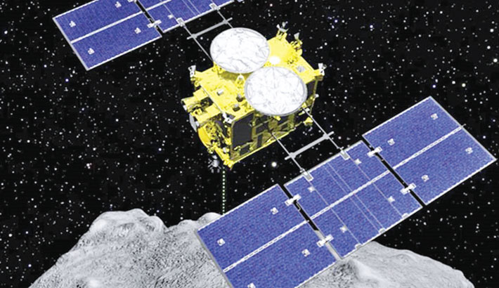 Japan retrieves space probe