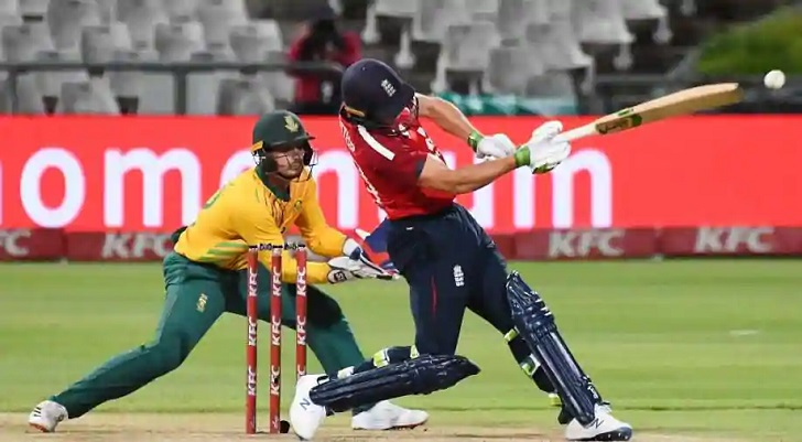 England's cricket tour of S.Africa cancelled after Covid-19 outbreak: official
