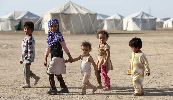 UNICEF seeks $2.5 bn for Mideast children as virus deepens poverty
