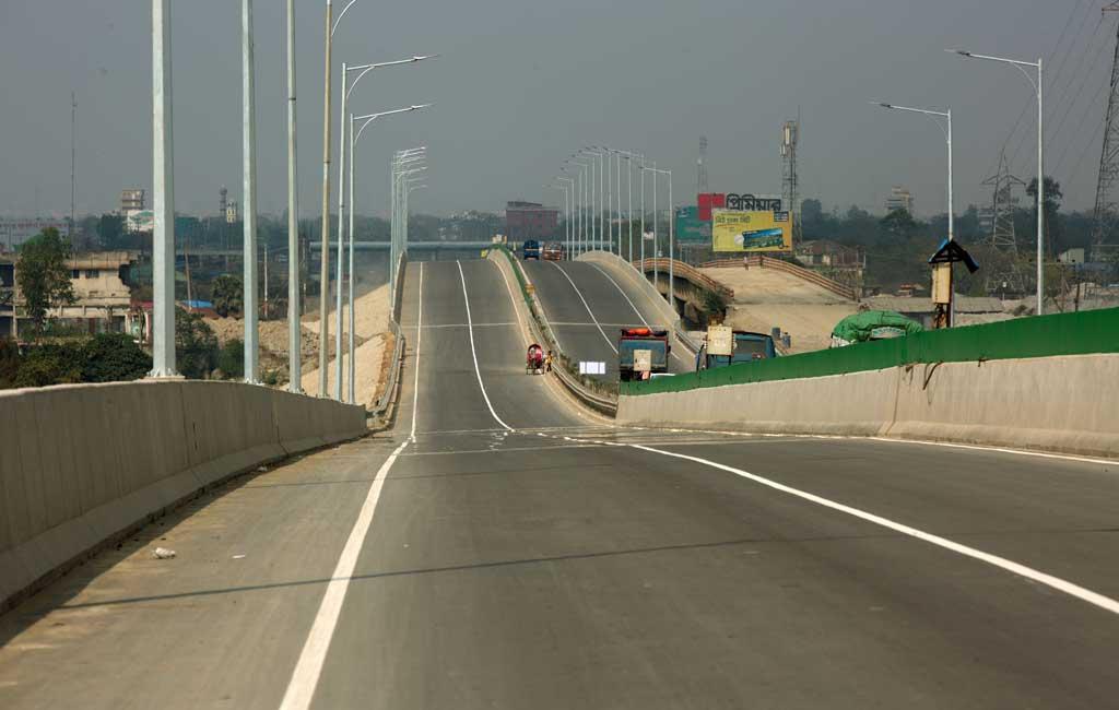 N'ganj-Munshiganj elevated expressway on the cards