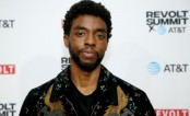 Chadwick Boseman receives posthumous 'Hero for the Ages' award