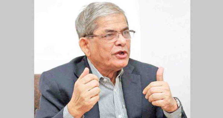 Sculpture controversy not an issue for BNP: Fakhrul