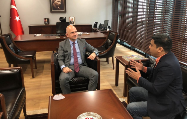 Fast-growing Bangladesh attracts Turkish entrepreneurs