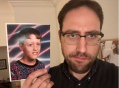Man discovers his year four school photo has been viral internet meme for years