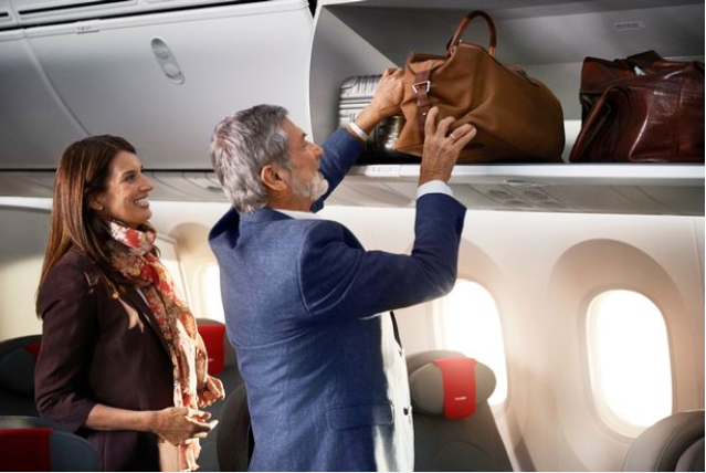 Airlines' hand luggage rules for 2021