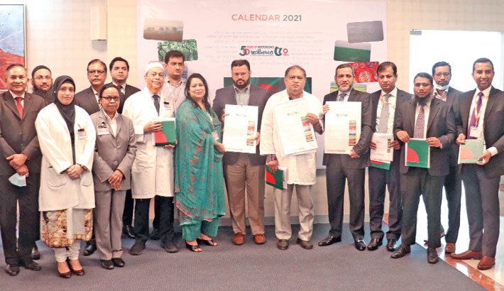 United Hospital unveils 2021 calendar