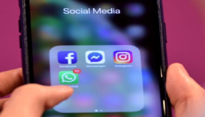 Facebook, Messenger and Instagram - all crash