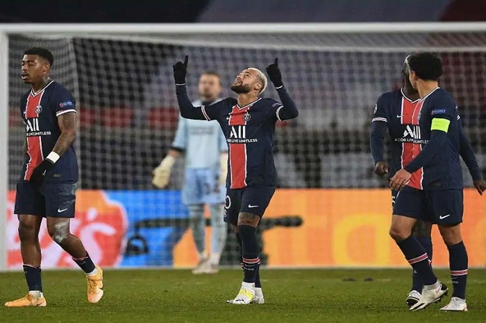 PSG beat Basaksehir in Champions League game suspended after racism walkout