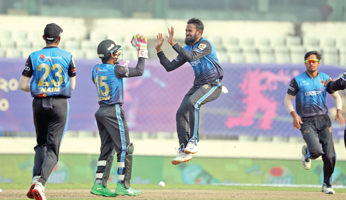Dhaka in play-offs