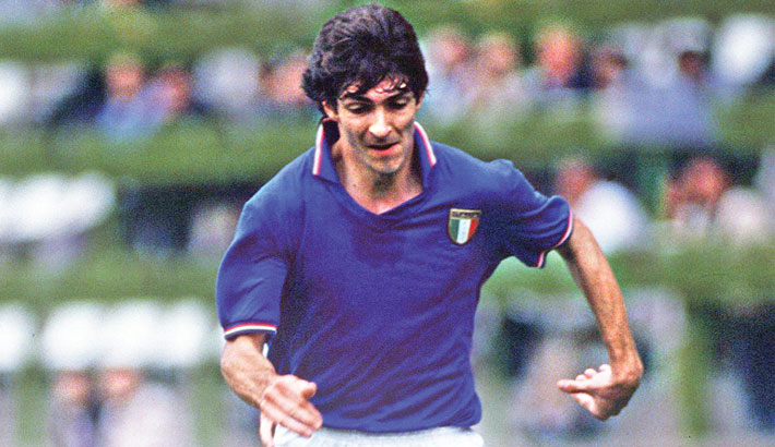 Italy WC hero  Paolo dies