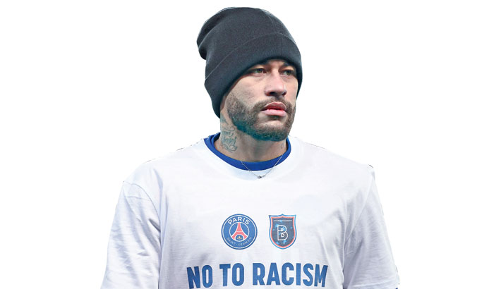 'No place in football or in life' for racism'