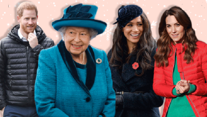 Meghan Markle the 'most popular Royal' in worldwide poll beating Kate and Queen