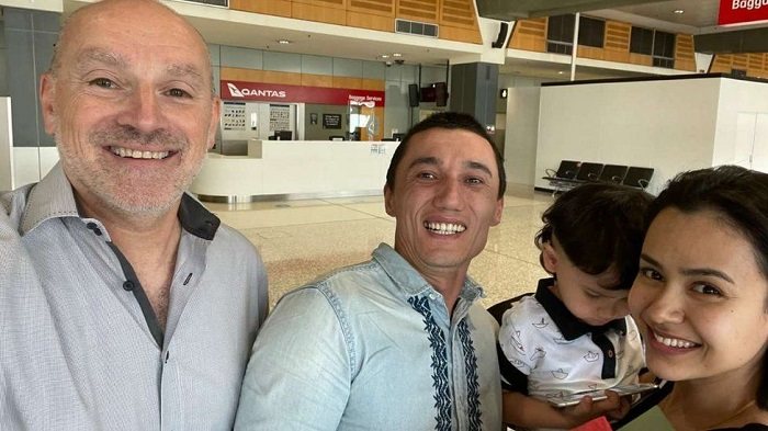 Freed Uighur family reunited in Australia after three-year separation