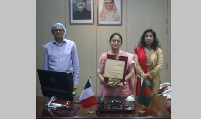 AFD, EU finance an innovative project on the digitisation of electricity grid in Bangladesh through DPDC