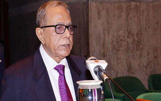 Let people enjoy benefits of 'Digital Bangladesh': President