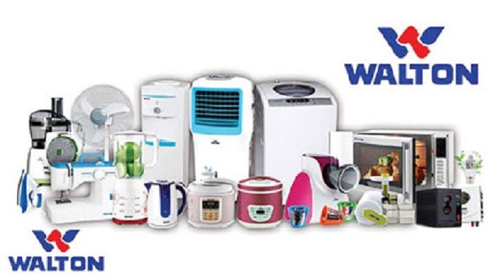 Walton releases 200 models of home appliances in winter
