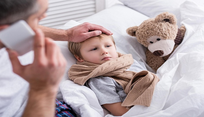 Coronavirus: New group of COVID symptoms spotted in kids