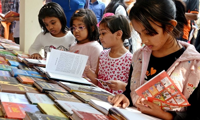 Book Fair to be held like previous time