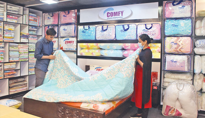Comfy introduces 7 new designs of comforter in winter