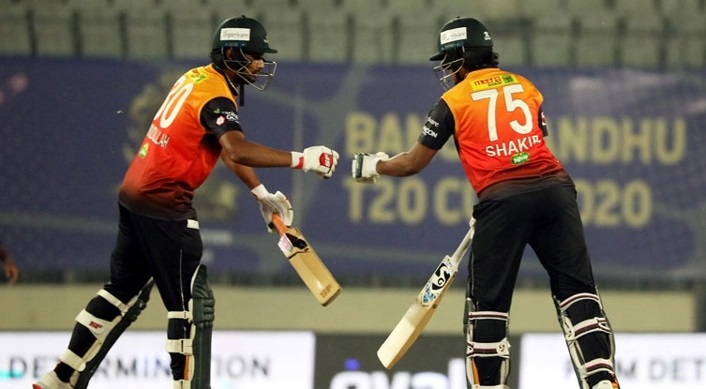 Jahurul's half-century leads Khulna to whopping 210-7 against Chattogram