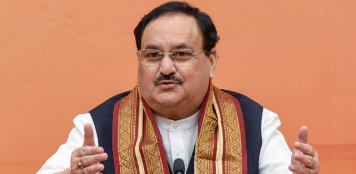 BJP president Nadda tests positive for coronavirus