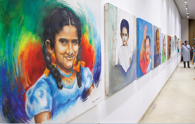 Artists did a fabulous job on PM Hasina: Information Minister