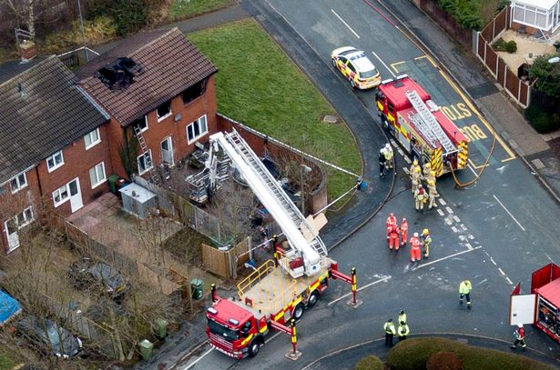 Four children killed in house fire were so badly neglected they barely talked