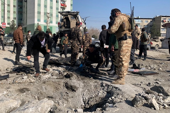 Kabul's deputy governor killed in Afghanistan blast