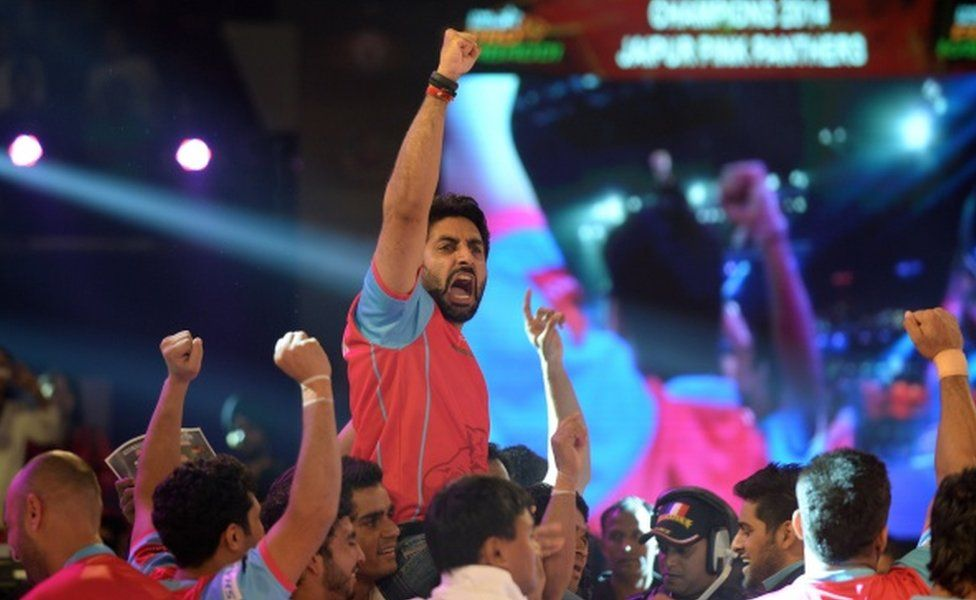 Abhishek Bachchan: A Bollywood actor's romance with kabaddi